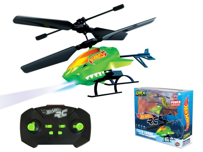 63576 - HOT WHEELS HELICOPTER